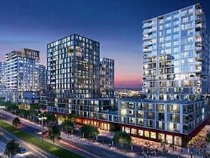 Luxury Apartments for Sale in Bahcesehir Istanbul - EN103