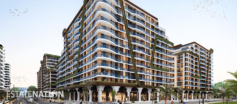 شقق سكنية و استثمارية في بيليك دوزو