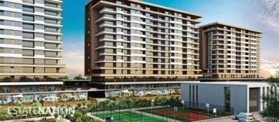 Ready Apartments in Istanbul Beylikduzu – EN114