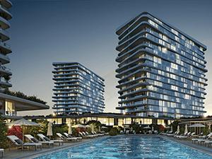 Blue Towers - EN134