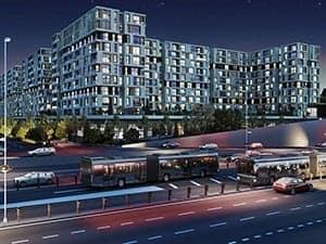 Beautiful Ready to Move Apartment Next to Metrobus - EN148