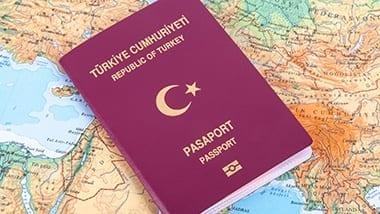 Turkish passport via real estate