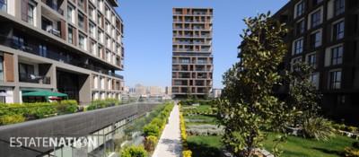 منازل جاهزة للبيع في يني بوسنا اسطنبول – EN116