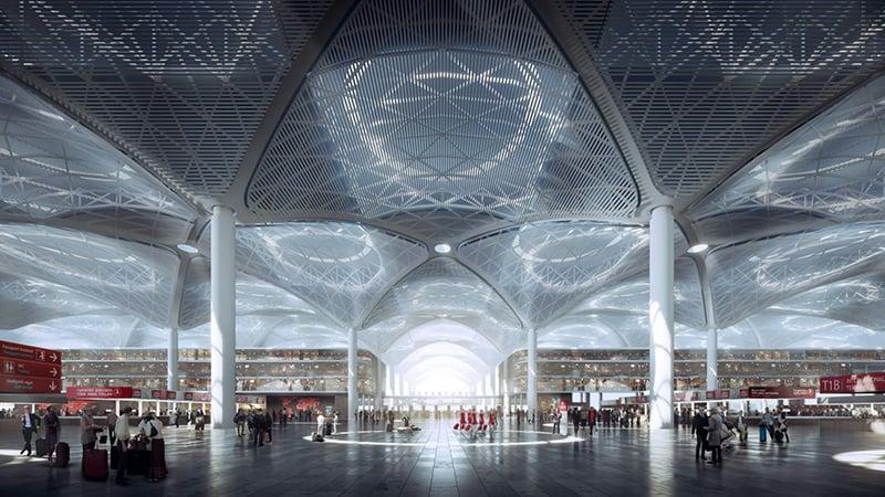 مطار اسطنبول الثالث وتأثيره على سوق العقارات في اسطنبول