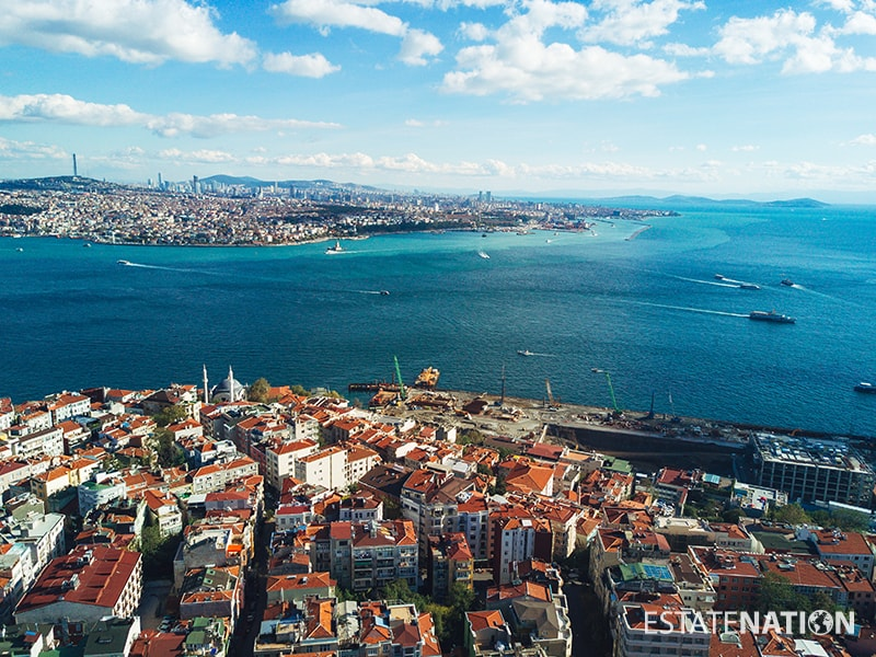 Istanbul Canal Project and Its Effect on Properties in Istanbul