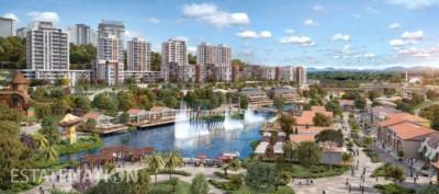 Atakent Kucukcekmece Luxury Apartments for Sale – EN171