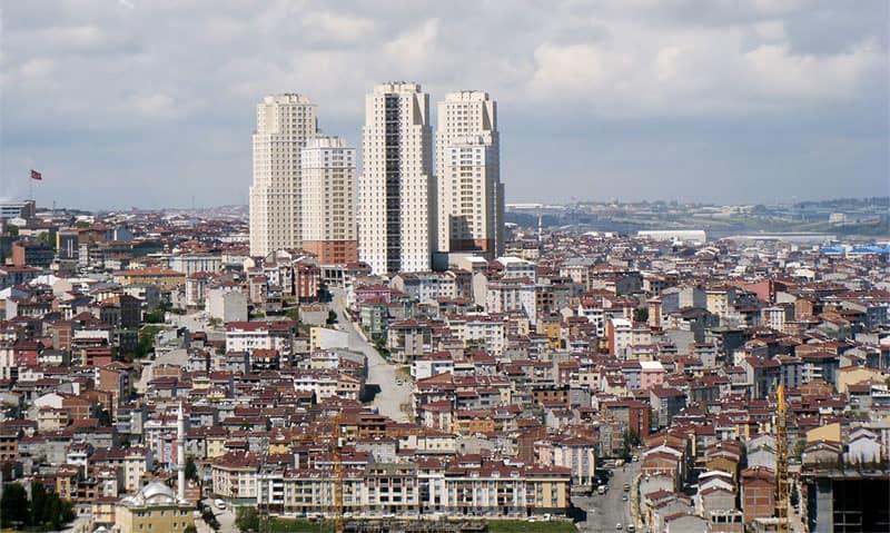 اسنيورت ... المنطقة الأكثر مبيعاً للعقارات في اسطنبول