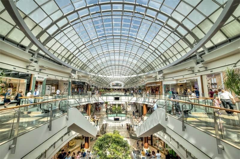 Malls and Shopping Centers in Istanbul and Nearby Properties