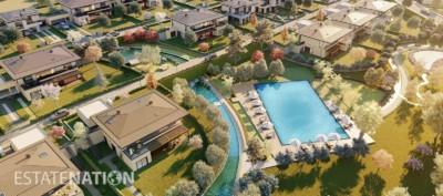 Villas for Sale in Buyukcekmece Istanbul – EN202