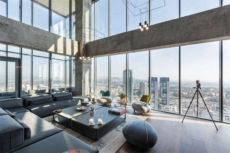 عند شراء شقة في اسطنبول , كيف تختار طبيعة المسكن, المساحة, عدد الغرف؟