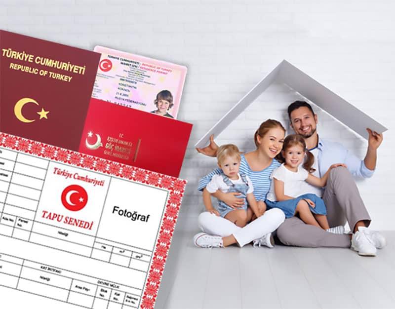 عدد الحاصلين على الجنسية التركية عن طريق الاستثمار العقاري