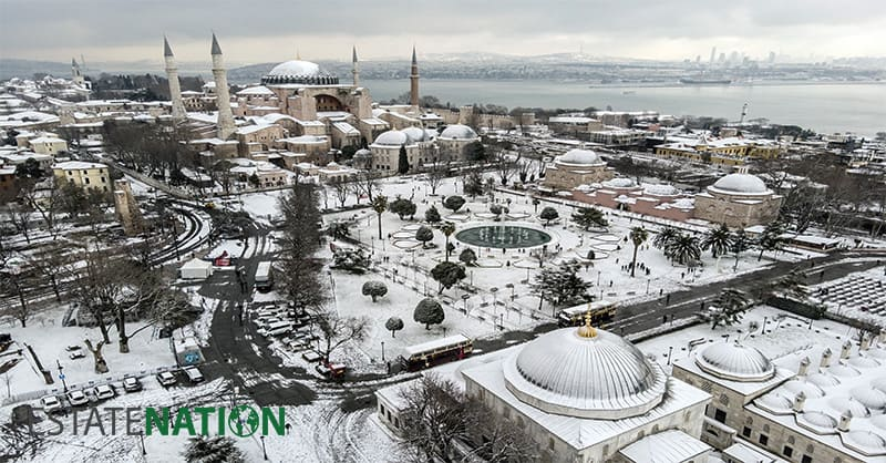 Buying a Property in Istanbul during Winter